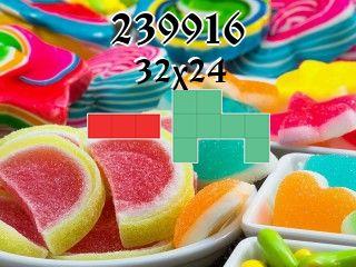 Puzzle полимино №239916