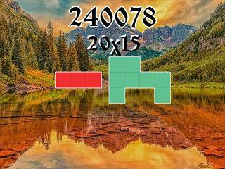 Puzzle полимино №240078