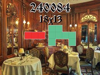 Puzzle полимино №240084