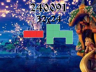 Puzzle полимино №240091