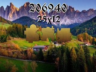 Puzzle №206940