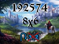 Puzzle changeling №192574
