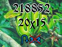 Puzzle changeling №218852