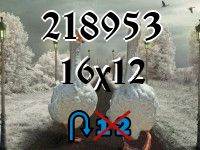 Puzzle changeling №218953