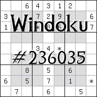 Windoku №236035