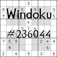 Windoku №236044