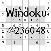 Windoku №236048