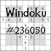 Windoku №236050