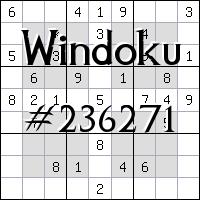 Windoku №236271