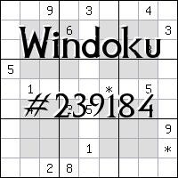 Windoku №239184