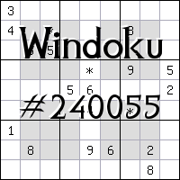Windoku №240055