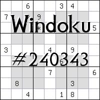 Windoku №240343