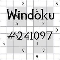 Windoku №241097