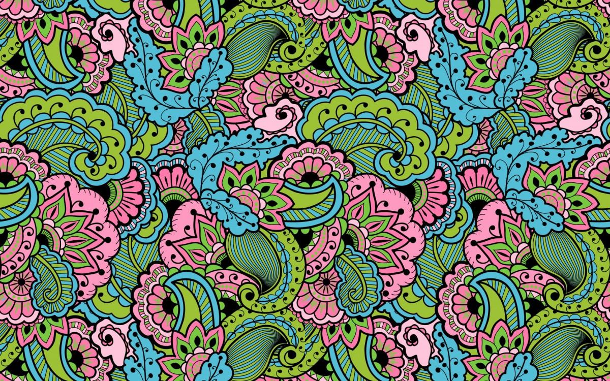 Puzzle Recueillir des puzzles en ligne - The abstract motifs