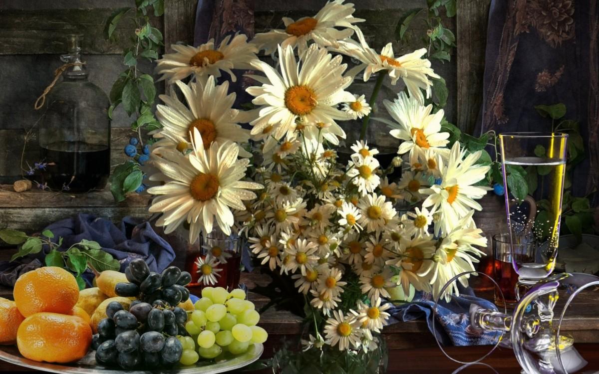 Puzzle Recueillir des puzzles en ligne - A bouquet of daisies