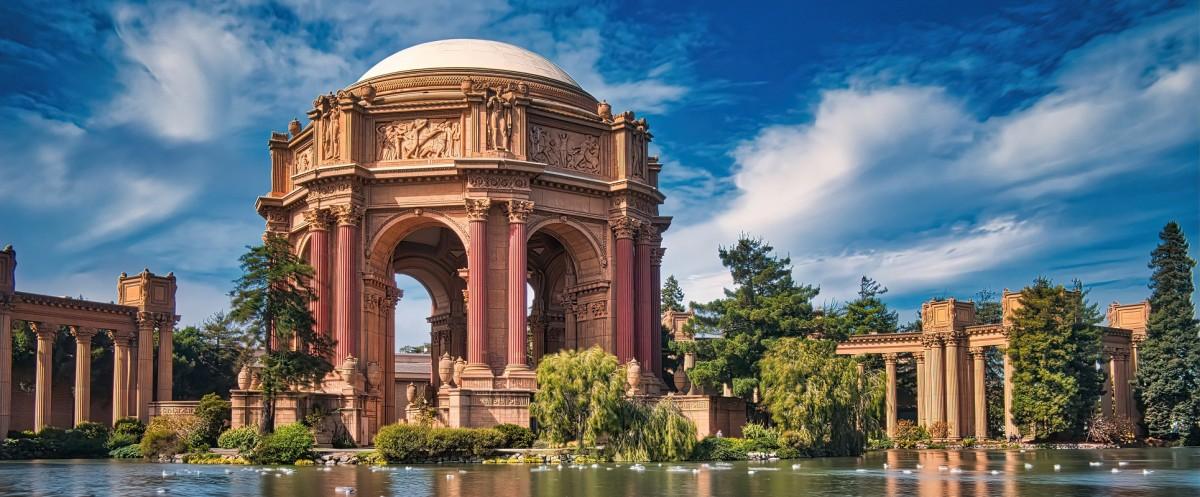 Puzzle Recueillir des puzzles en ligne - The Palace of arts