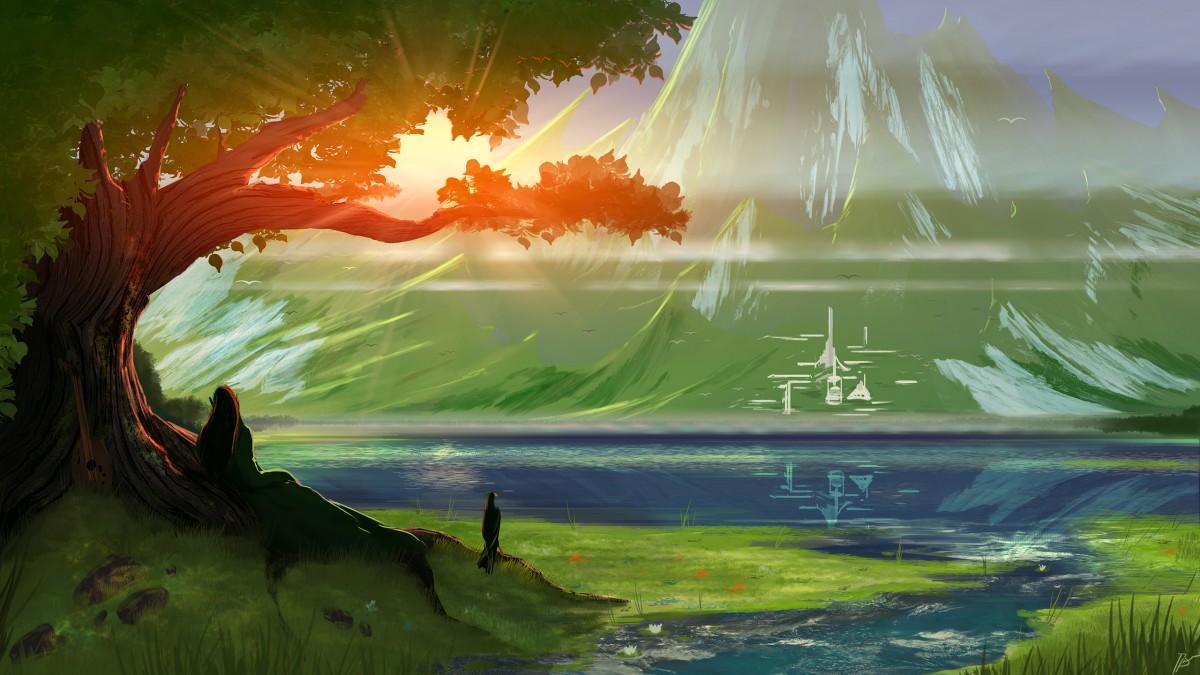 Puzzle Recueillir des puzzles en ligne - The elven city