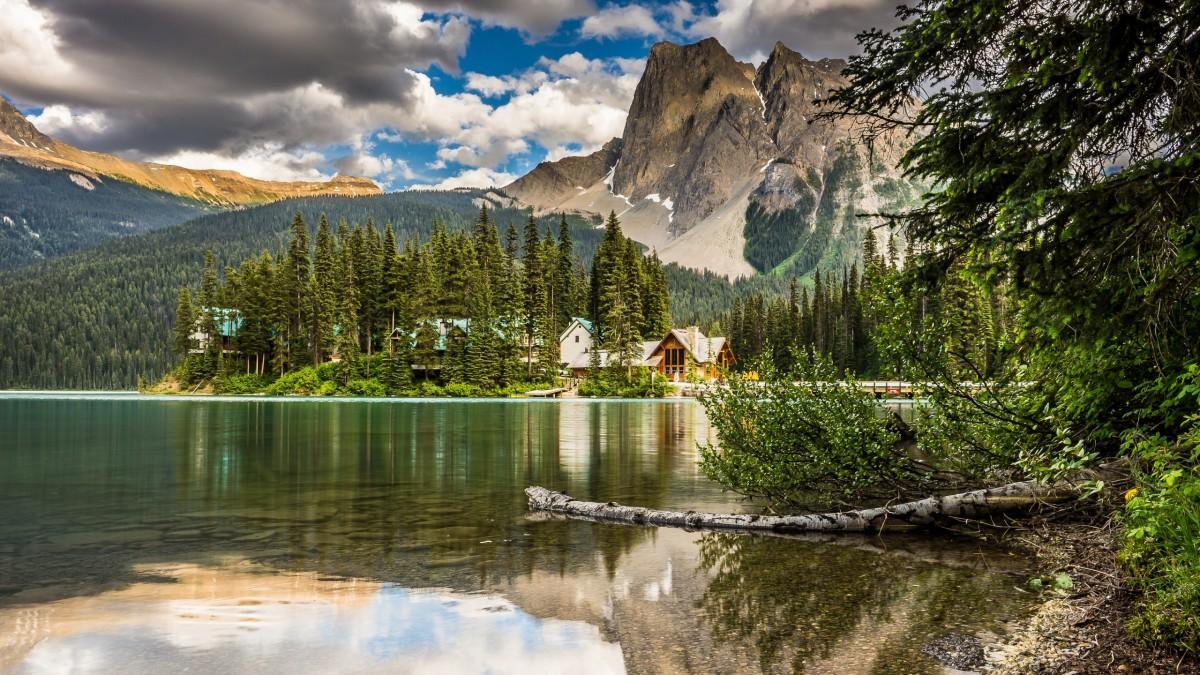 Puzzle Recueillir des puzzles en ligne - Emerald lake