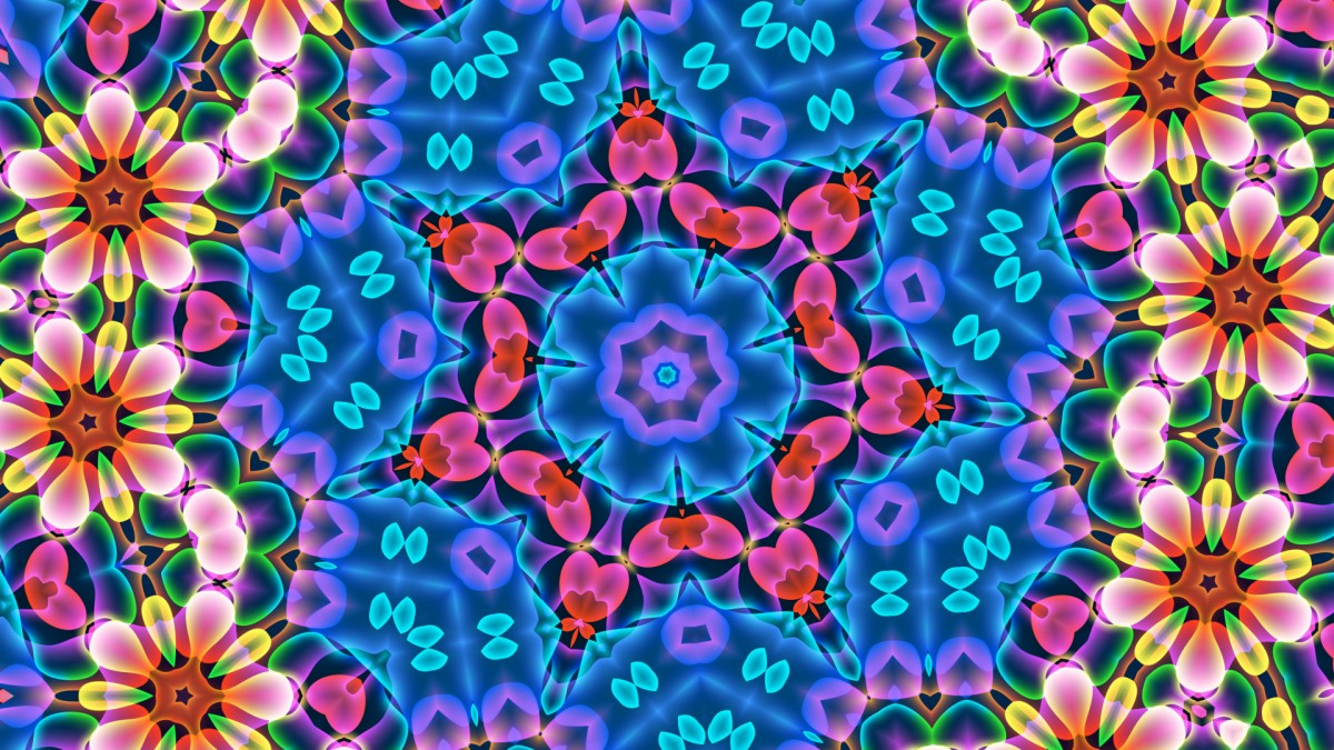 Puzzle Recueillir des puzzles en ligne - Kaleidoscope