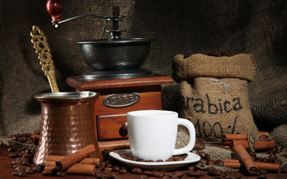 Puzzle Recueillir des puzzles en ligne - Coffee still life