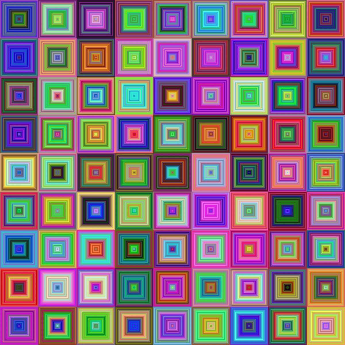 Puzzle Recueillir des puzzles en ligne - Squares