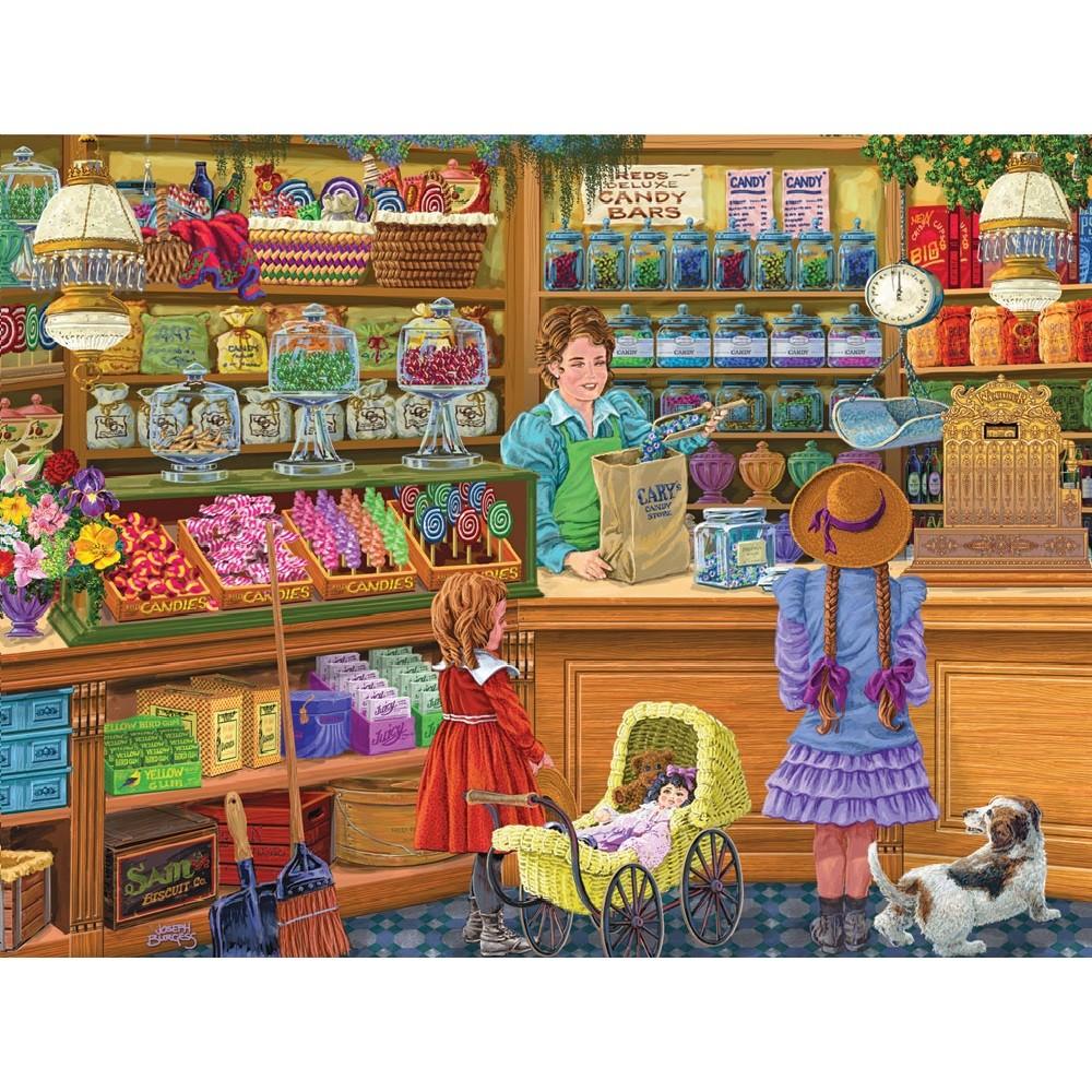 Puzzle Recueillir des puzzles en ligne - Small buyers
