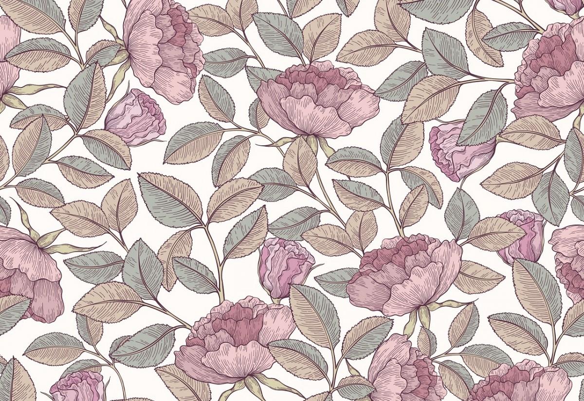 Puzzle Recueillir des puzzles en ligne - Painted flowers