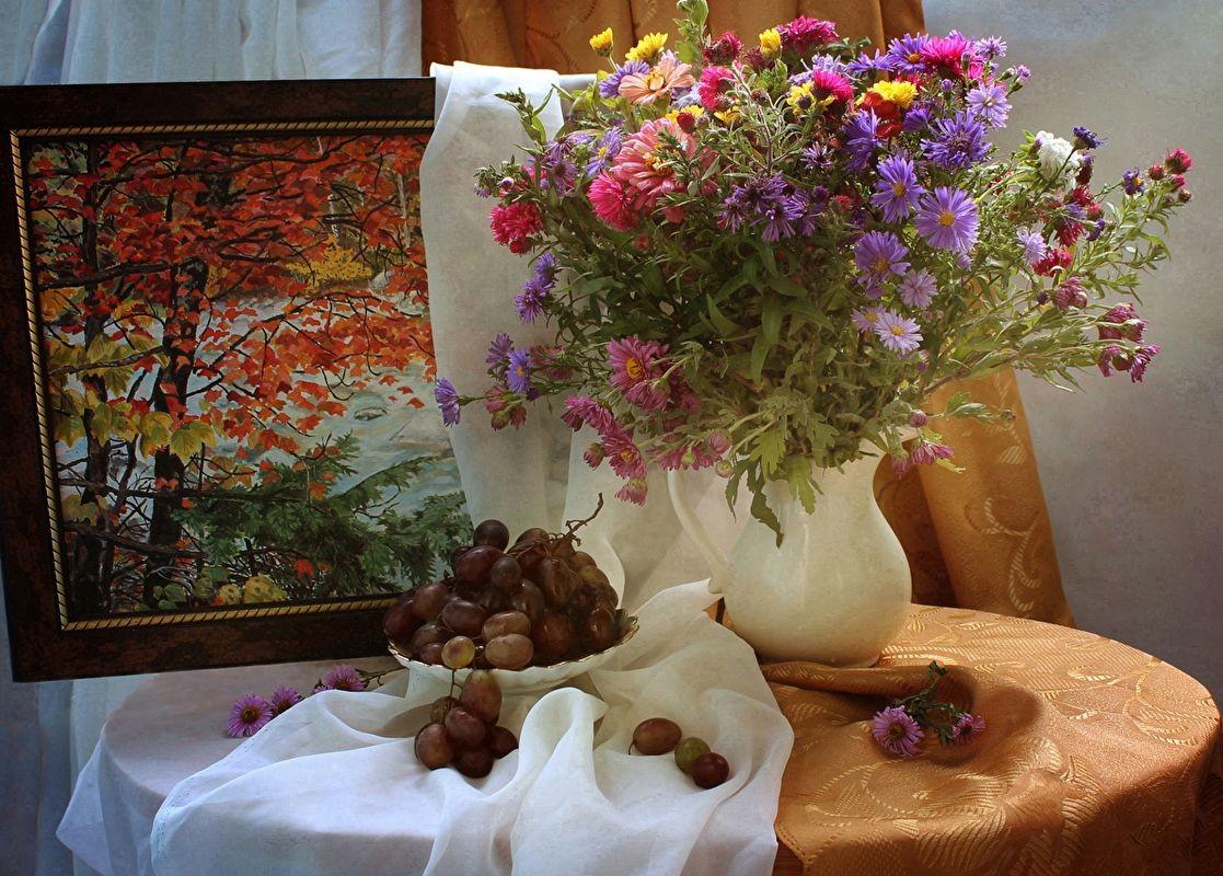 Puzzle Recueillir des puzzles en ligne - Still Life Autumn