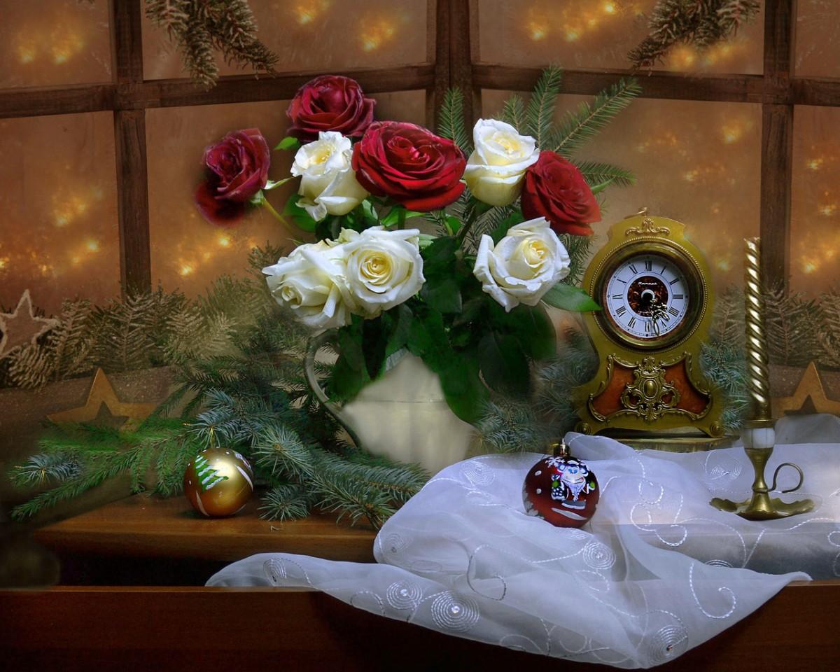 Puzzle Recueillir des puzzles en ligne - Christmas still life