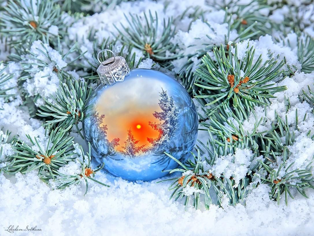 Puzzle Recueillir des puzzles en ligne - Christmas ball