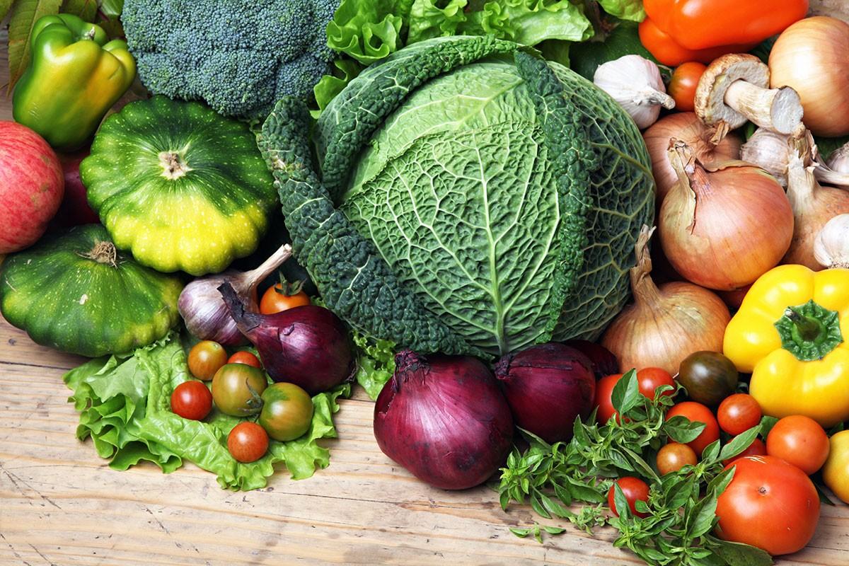 Puzzle Recueillir des puzzles en ligne - Vegetables