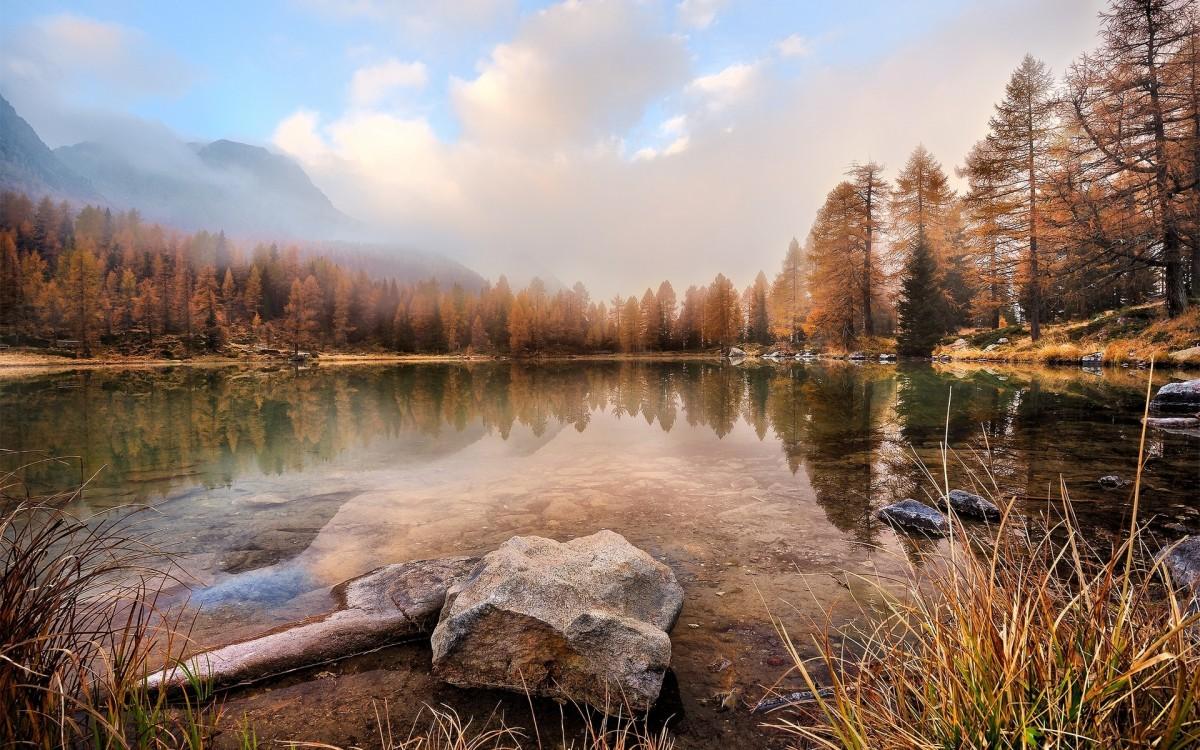 Puzzle Recueillir des puzzles en ligne - lake