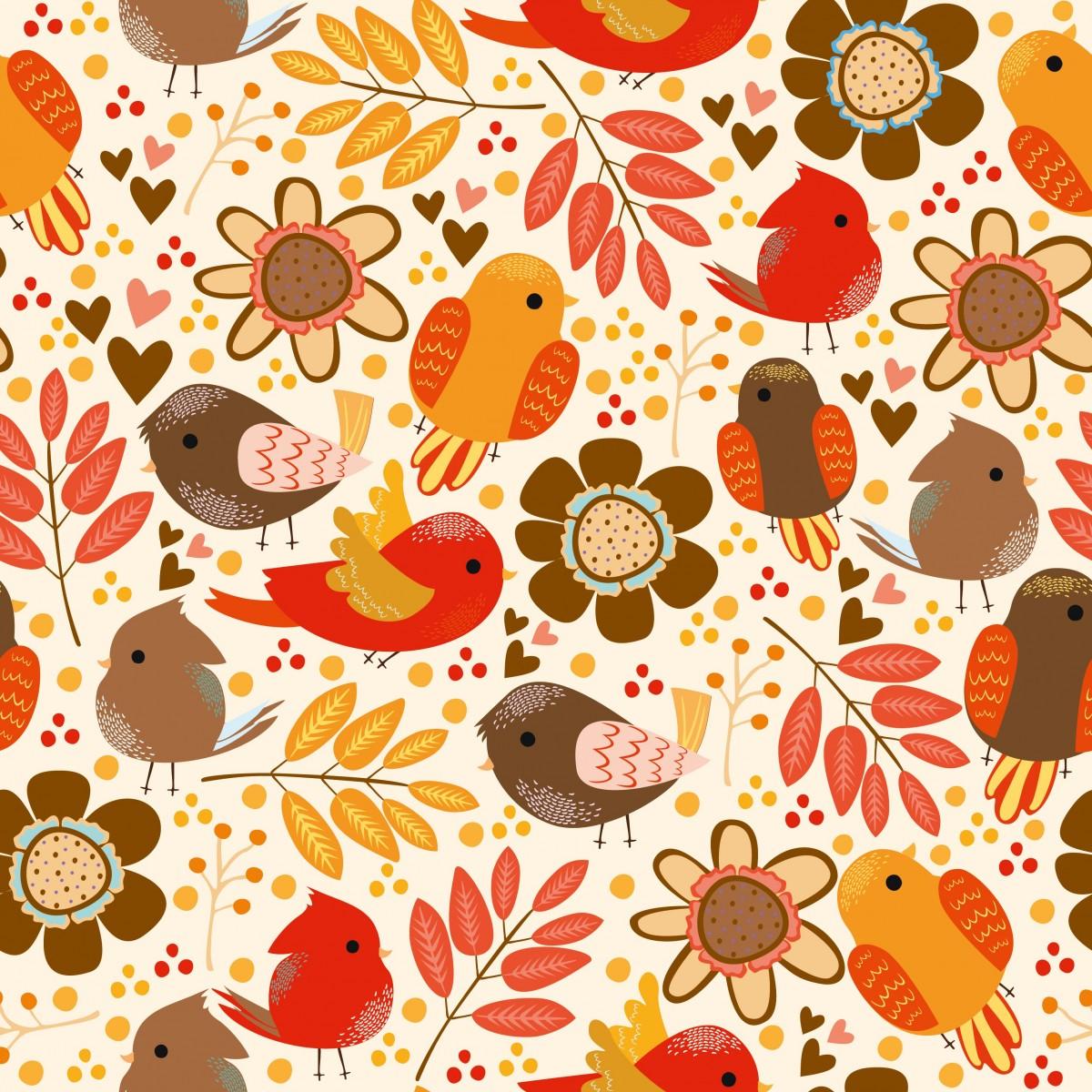 Puzzle Recueillir des puzzles en ligne - Birds flowers
