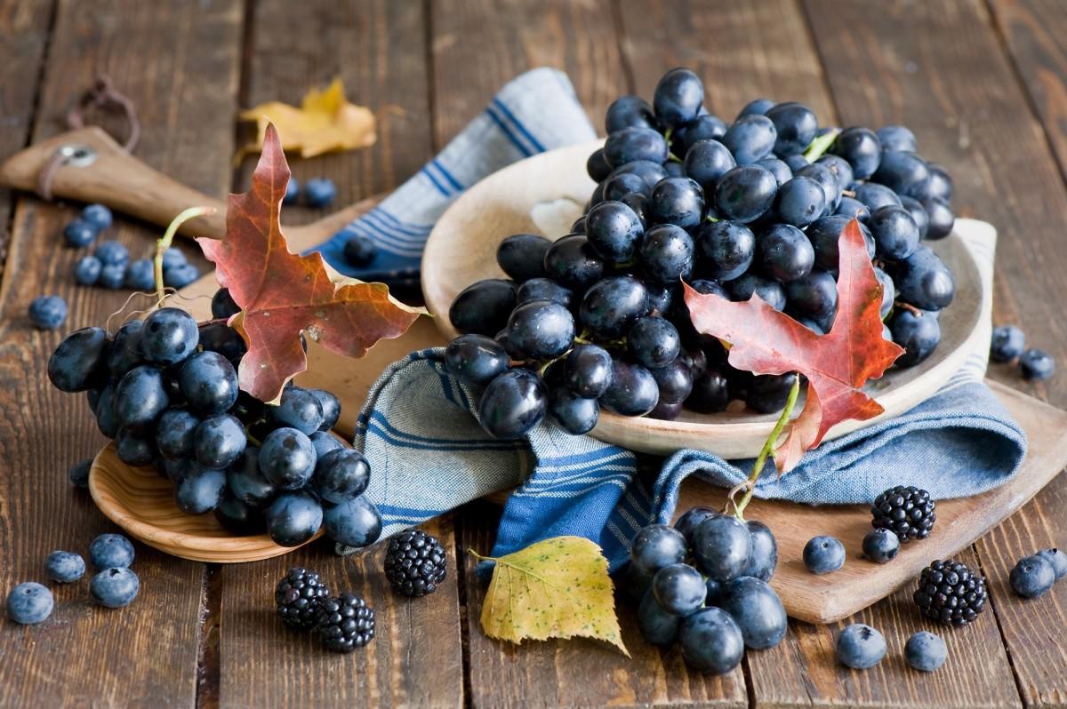 Puzzle Recueillir des puzzles en ligne - Blue berries