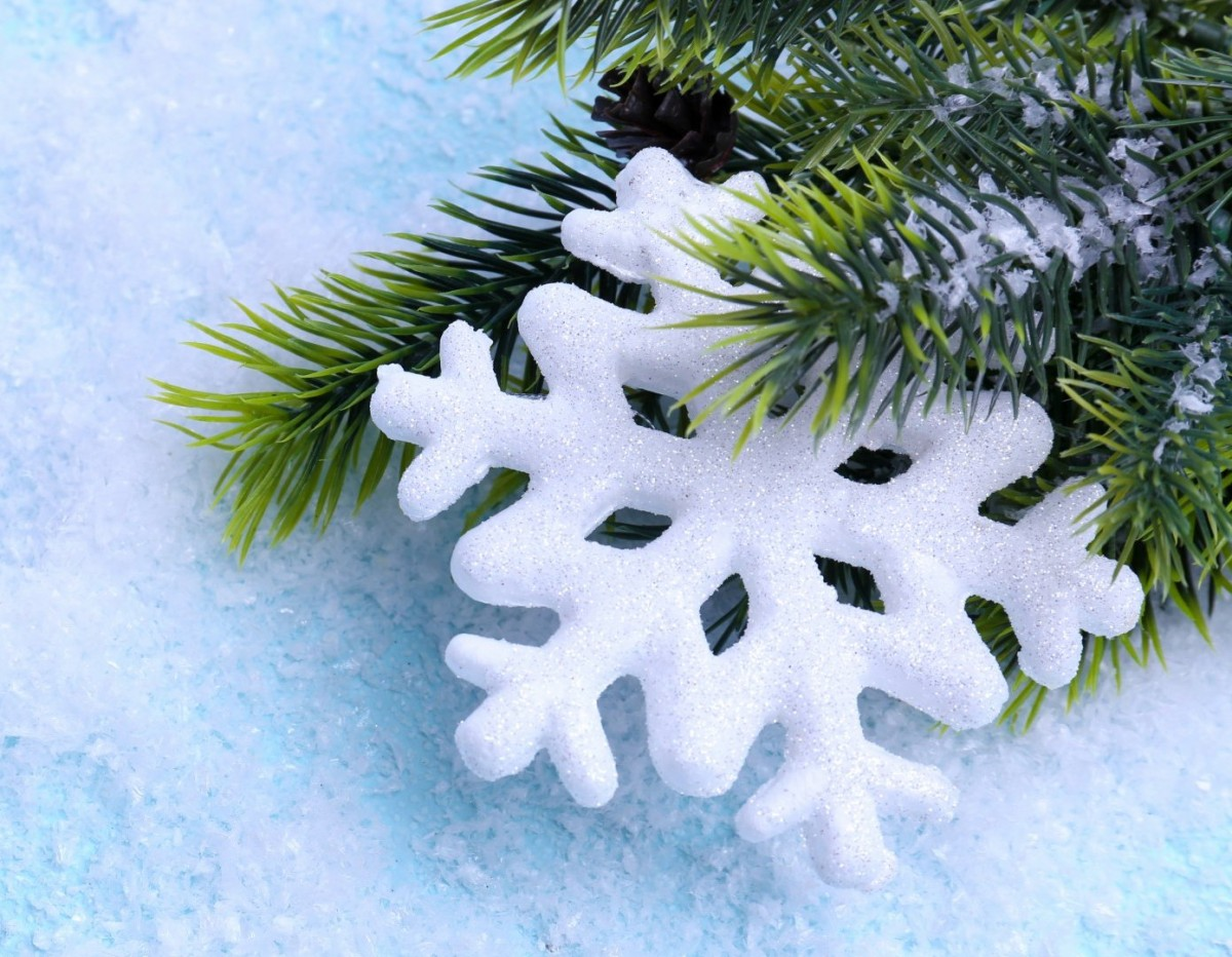 Puzzle Recueillir des puzzles en ligne - Snowflake