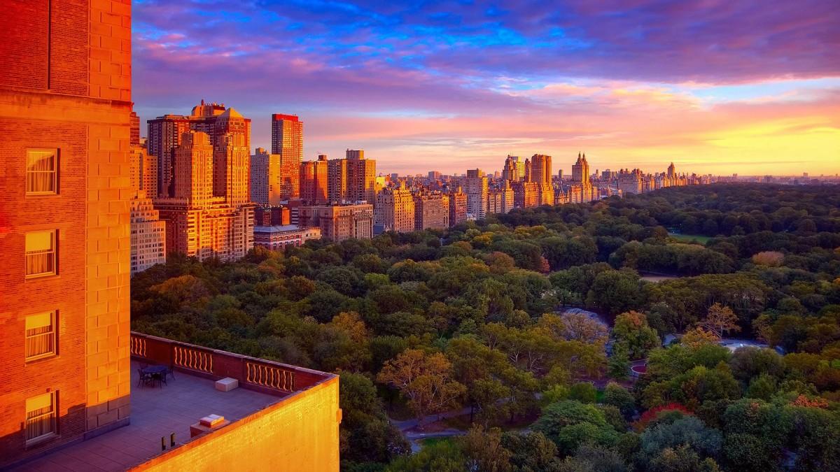 Puzzle Recueillir des puzzles en ligne - Central Park
