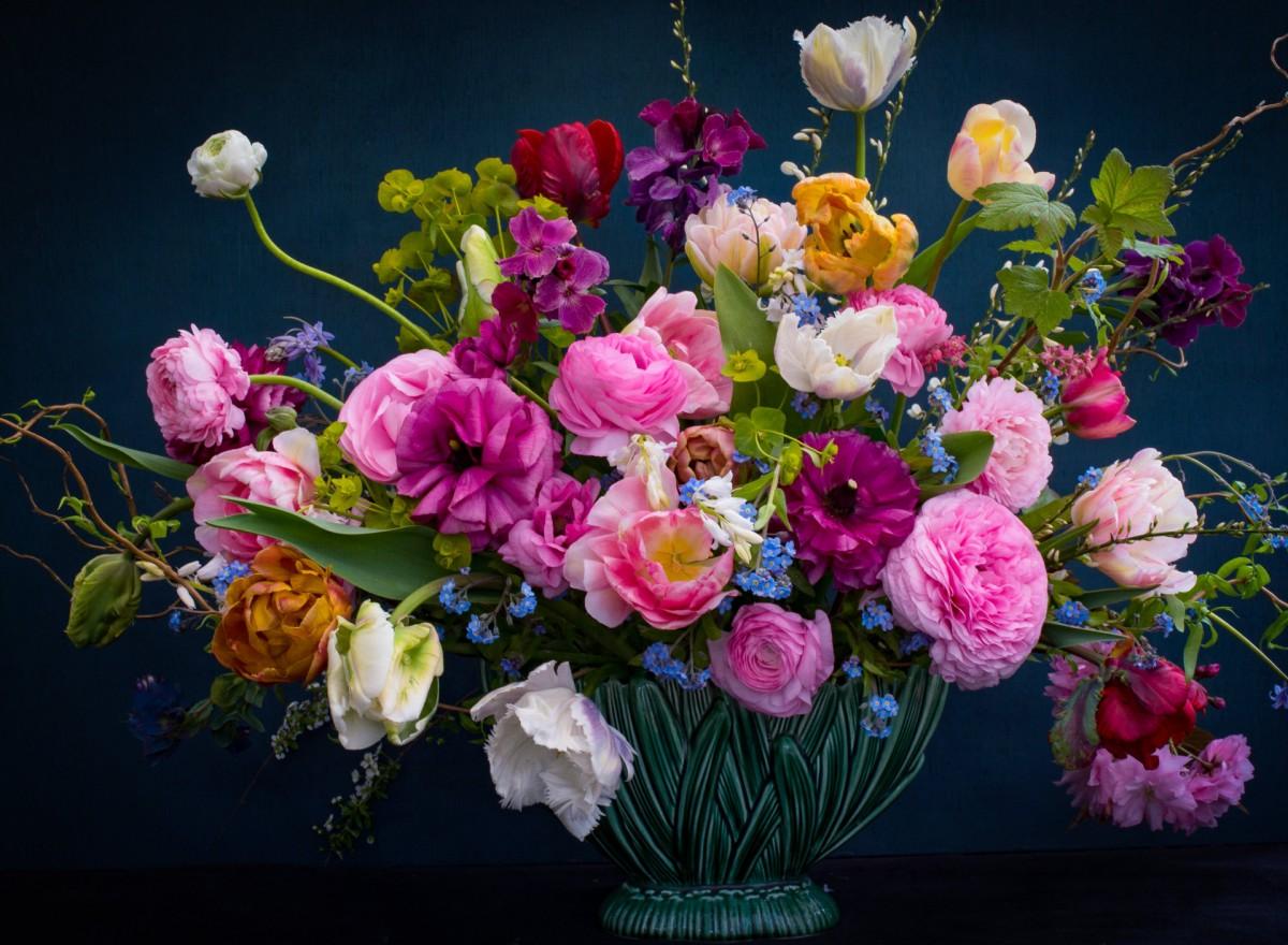 Puzzle Recueillir des puzzles en ligne - Flowers in a vase