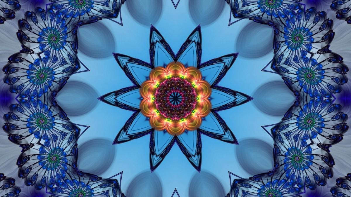 Puzzle Recueillir des puzzles en ligne - Amazing fractal