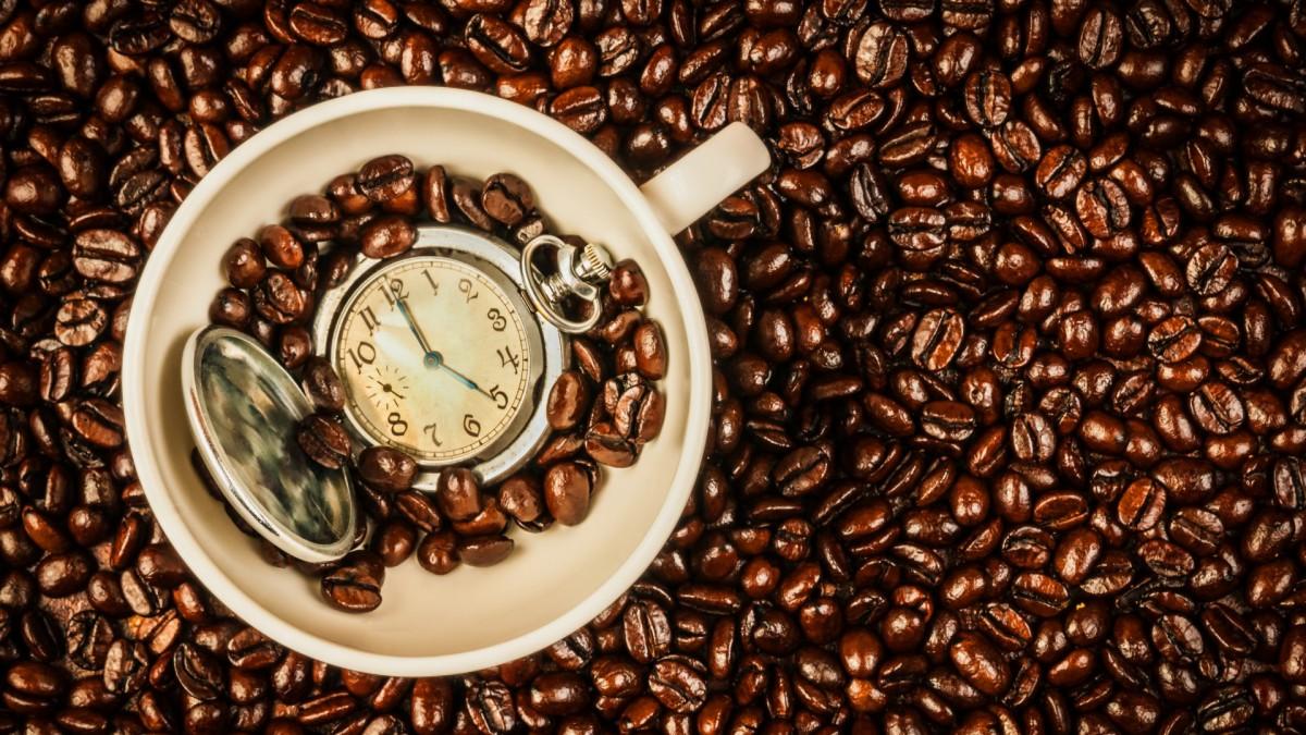Puzzle Recueillir des puzzles en ligne - Coffee time