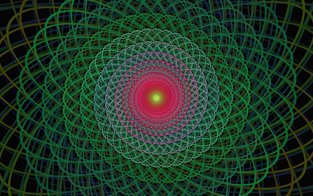 Puzzle Recueillir des puzzles en ligne - Green and pink