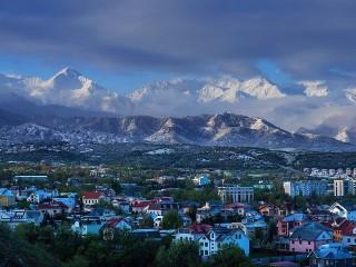 Собирать пазл Almati онлайн