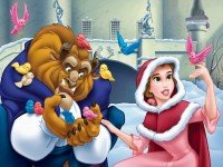 Собирать пазл Belle онлайн