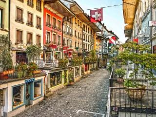 Собирать пазл Bern Switzerland онлайн