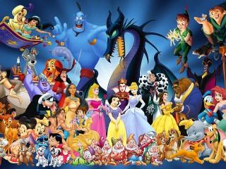 Собирать пазл Disney онлайн