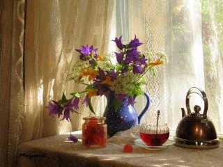 Собирать пазл Homemade spirits онлайн