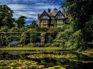 Собирать пазл House at the pond 2 онлайн