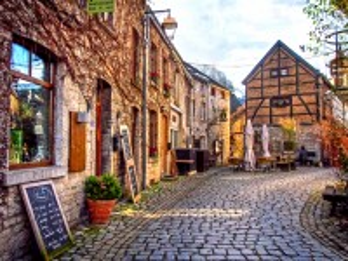 Собирать пазл Durbuy Belgium онлайн