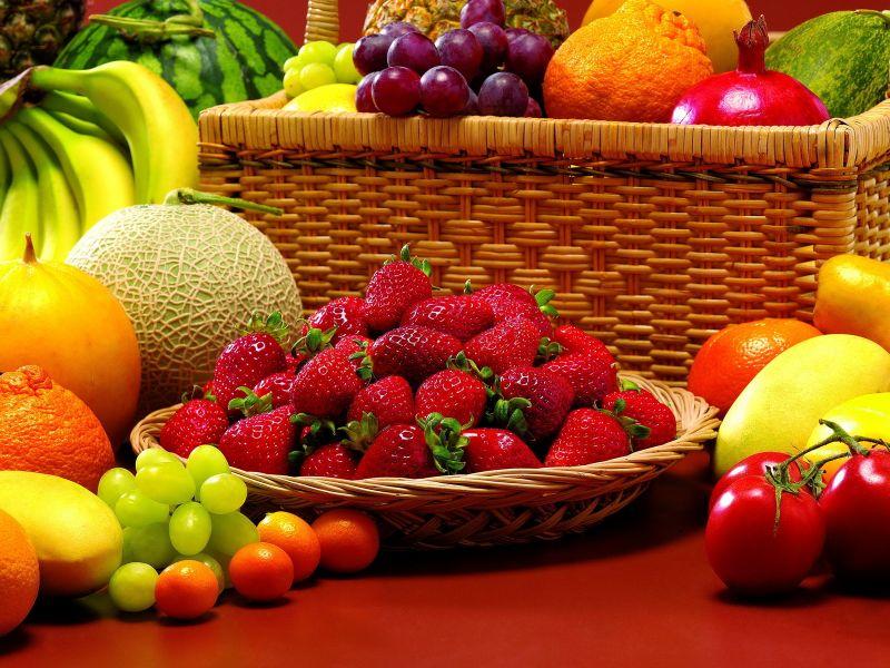 Puzzle Recueillir des puzzles en ligne - Abundance of fruit