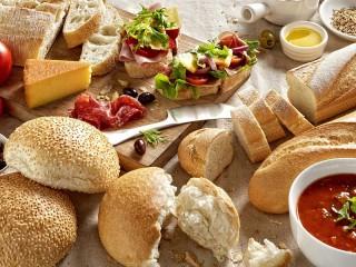 Собирать пазл Prepare sandwiches онлайн