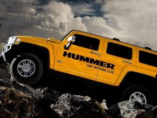Собирать пазл Hummer онлайн